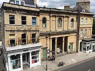 Argyle Street, Bath - Image: Argyle Congregational Chapel June 2014