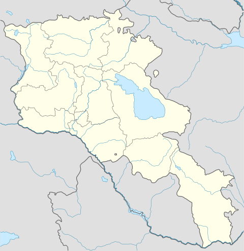 Armenia location map.svg