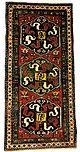 Armenian Dragon Rug Vishapagorg Kazak 246x122 1890 Chondoresk Karabagh Kar990.jpg
