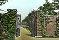 Armor Estate, Forest, IL – Entrance to vegetable garden (5167689135).jpg