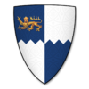 Armorial Bearings of the CROFT family of Croft Castle, Herefordshire.png