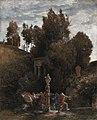 Arnold Böcklin - Römisches Maifest (ca. 1872).jpg