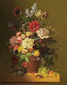 阿诺尔德斯鲁迈斯画家荷兰Arnoldus Bloemers (Dutch, 1786–1844) - 文铮 - 柳州文铮