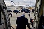 Arriving John Kerry in Vienna to visit Amano, Mogherini and Zarif.jpg