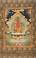 Artist, maker unknown, Chinese - Amitayus, the Bodhisattva of Limitless Life - Google Art Project.jpg