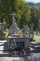 Artur Grottger - Lwów Cmentarz Łyczakowski - widok z przodu.JPG