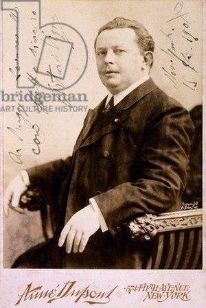 Arturo Vigna - Arturo Vigna, 1905