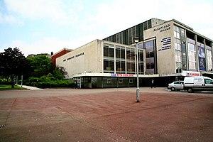 Ashcroft Theatre - Image: Ashcroft Theatre, Croydon geograph.org.uk 457547