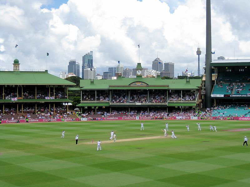 Sydney Cricket Ground (SCG) is at number 5 in our list of Best cricket stadium in world.