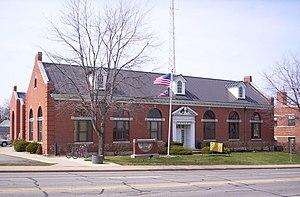 Ashland, Ohio - Ashland Public Library