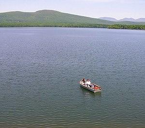 Ashokan Reservoir Fishing