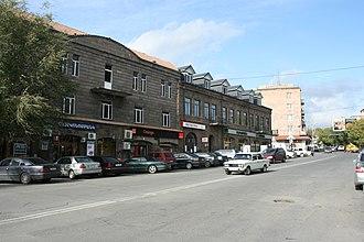 Ashtarak - Downtown Ashtarak