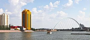 Ramstore Bridge - Image: Astana (8238373407) (2)
