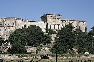Aubais - Château d'Aubais