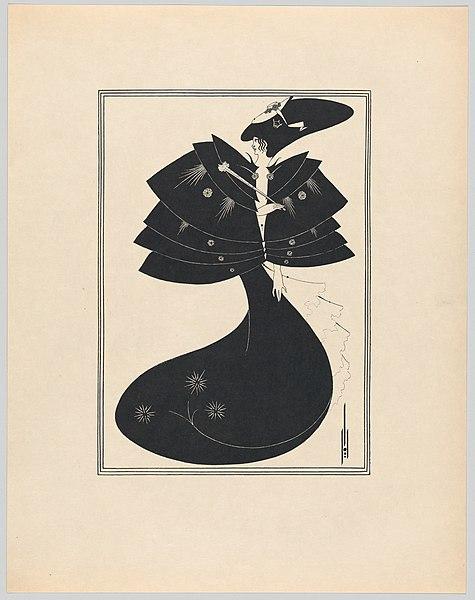 File:Aubrey Beardsley's Illustrations to Salome by Oscar Wilde MET DP863678.jpg