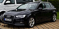 Audi A3 Sportback 1.8 TFSI Ambiente (8V) – Frontansicht, 30. August 2014, Düsseldorf.jpg