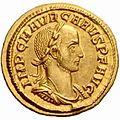 Aureus Carus Ticinum (obverse).jpg