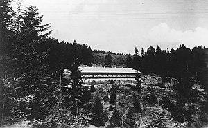 Solahütte - Image: Auschwitz Solahutte (34750)