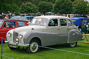 Austin A70 Hampshire front.jpg