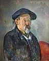 Autoportrait de Paul Cézanne (musée d'Orsay, Paris) (35674901964).jpg