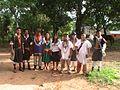 Autoridades Indígenas Guane, Zippasgo Inga Chibcha Wuanentá Hunzaá. Minga Pueblo Indígena Inga, Cofán en el Resguardo Indígena de Caño Mochuelo, Orinoco Amazonía.jpg