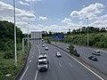 Autoroute A4 vue depuis Pont Avenue Tremblay Paris 3.jpg