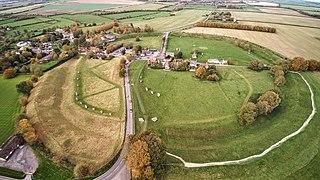 Avebury Neolithic henge monument