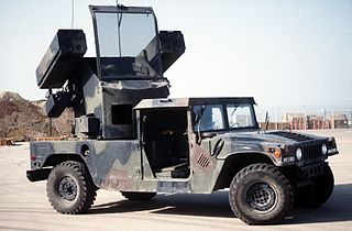 AN/TWQ-1 Avenger Self-propelled anti-aircraft gunMobile air defense missile systemSurface to air missile