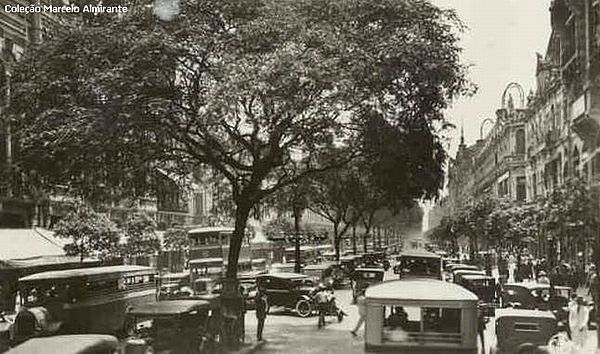 Rio Branco Avenue in the 1930s AvenidaRioBranco1930.jpg