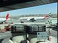 Avions à l'aéroport de Madrid - 2015.JPG