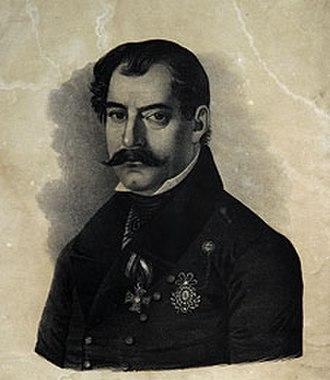 Prime Minister of Serbia - Avram Petronijević