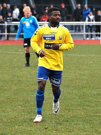 Ayinde Jamiu Lawal - Ayinde Lawal in April 2012