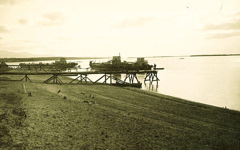 File:Az Amur folyó a város közelében. Fortepan 85298.jpg
