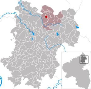 Bölsberg - Image: Bölsberg im Westerwaldkreis