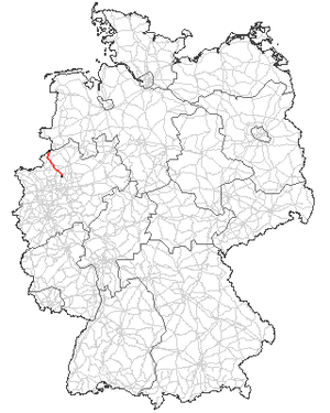 Course of the B 474
