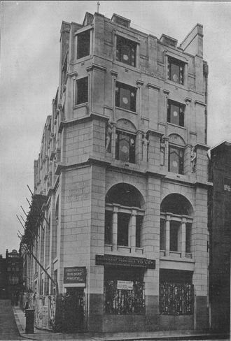 Embassy of Zimbabwe, London - Strand