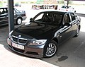 BMW 320d - Spain 2007 (3313421197).jpg