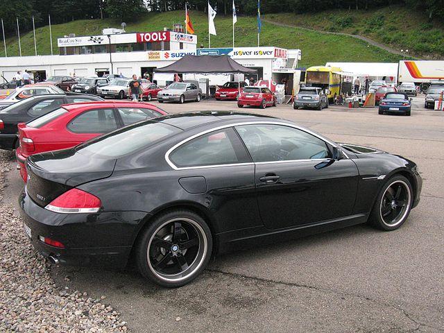 Image of BMW 650i (4898112431)