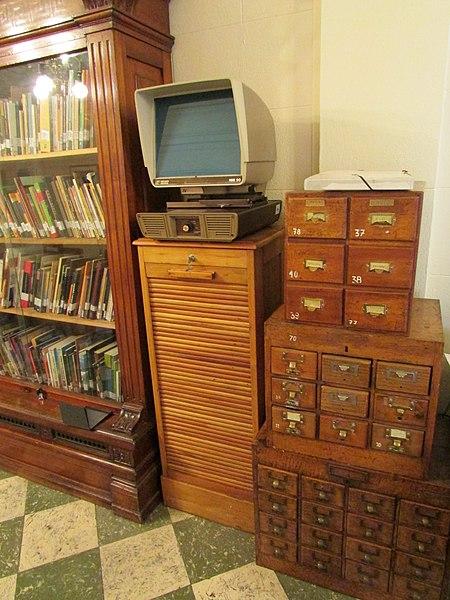 File:BNCL - Centro de Patrimonio Inmaterial, Indígena y Rural (Computador).JPG