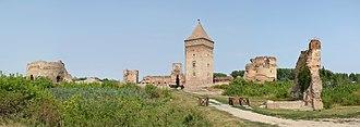Bač Fortress - Image: Bač fortress (Bačka tvrđava)