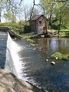 Babrungas řeka