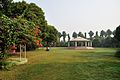 Back Gargen with Pavilion - Prayas Green World Resort - Sargachi - Murshidabad 2014-11-29 0175.JPG