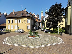Bad Säckingen - Baltherplatz (2012).JPG