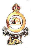 Badge of 62nd Punjabis 1903-22.jpg