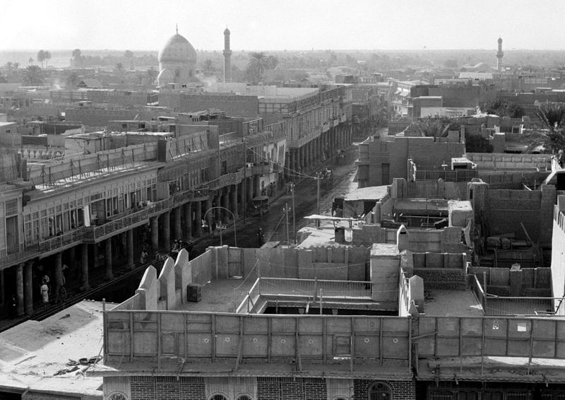 Bagdad, Irak, Juillet 1944 800px-Baghdad_LOC_13186
