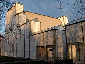 Bagsværd Church - Image: Bagsværd Church.12