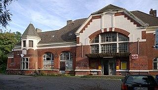 Dortmund-Kurl station Railway station in Dortmund, Germany