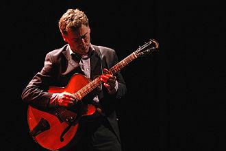 Peter Bernstein (guitarist) - Image: Baj. 15 peter bernstein 3