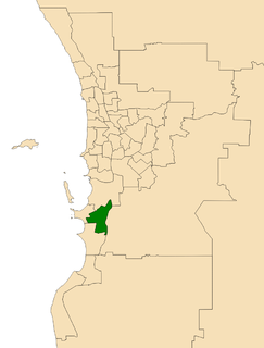 Electoral district of Baldivis state electoral district of Western Australia
