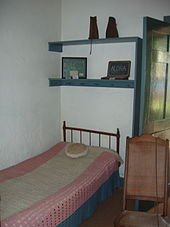 19th-century bedroom